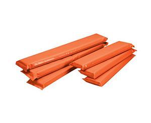 "54"" Disposable/Reusable Padded Wood Board Splint"