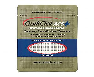 QuikClot ACS + Advanced Clotting Sponge