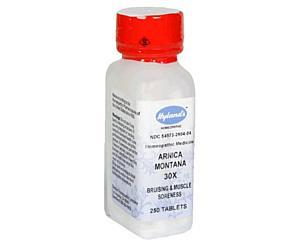 Hyland's Arnica Montana, 30X, 250 Tablets