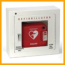 Philips Defifrillator Cabinet (Basic) 989803136531