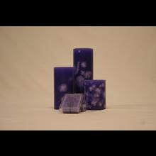 9 inch Lavender Pillar