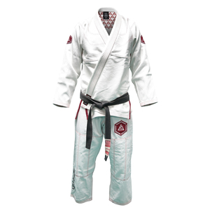 Kids Limited Edition Slim Fit Pearl Hex Gi (Burgundy)