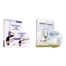 2 DVDs Level II Yoga Trapeze® Tutorials