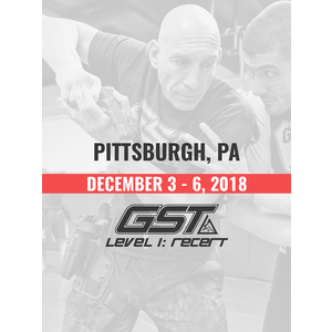 Re-Certification: Pittsburgh, PA (December 3-6, 2018)