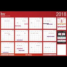 KW Market Center Calendar - 2019
