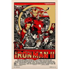 Tyler Stout - Iron Man II
