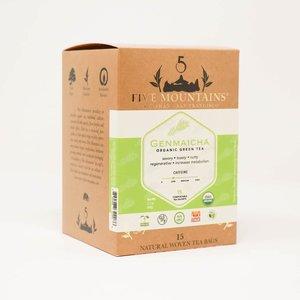 Genmaicha Green: 15 Tea Sachets