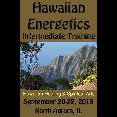Hawaiian Energetics - Intermediate Training - Sept 20-22, 2019 - Single Payment